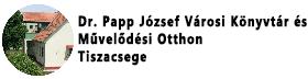 Dr. Papp József Városi Könyvtár és Művelődési Otthon